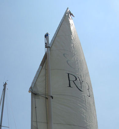 Romilly sail